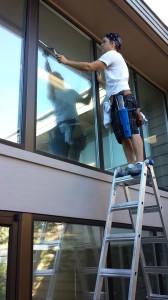 Charles Washing Windows